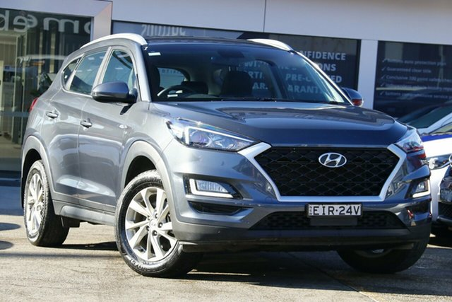 Used Hyundai Tucson TL4 MY20 Active X (2WD) Beige INT, 2019 Hyundai Tucson TL4 MY20 Active X (2WD) Beige INT Grey 6 Speed Automatic Wagon