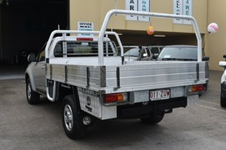 2013 Holden Colorado RG LX (4x4) Silver 5 Speed Manual Cab Chassis