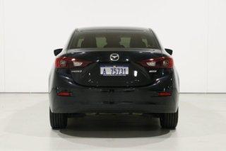 2017 Mazda 3 BN MY17 Touring Black 6 Speed Automatic Sedan