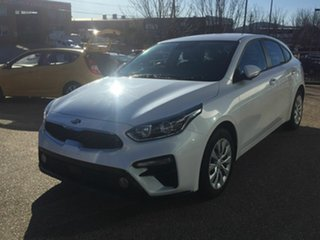 2019 Kia Cerato BD MY20 S White 6 Speed Sports Automatic Hatchback
