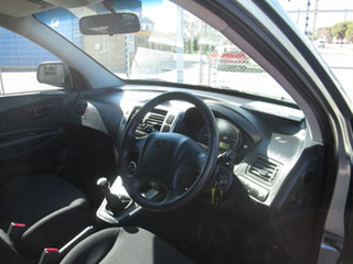 2009 Hyundai Tucson JM City SX Silver 5 Speed Manual Wagon