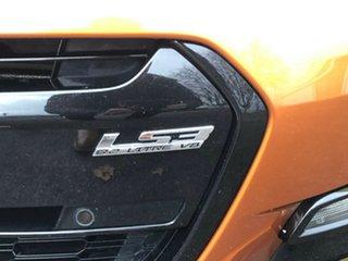 2017 Holden Commodore VF II MY17 SS V Redline Orange 6 Speed Manual Sedan.