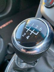 2015 Holden Barina TM MY15 CD Silver 5 Speed Manual Hatchback