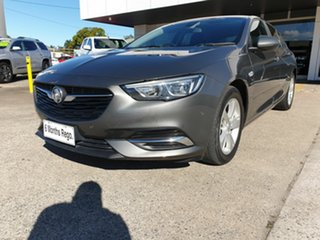 2018 Holden Commodore LT Grey Automatic Hatchback.