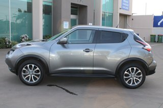 2016 Nissan Juke F15 Series 2 ST (FWD) Grey Continuous Variable Wagon