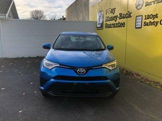 2015 Toyota RAV4 ASA44R MY14 GX AWD Blue 6 Speed Sports Automatic Wagon.