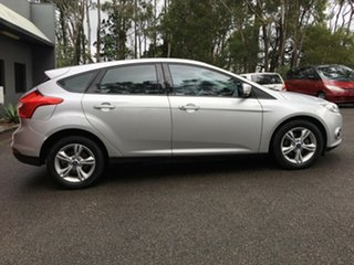 2013 Ford Focus LW MkII Trend PwrShift Metallic Silver 6 Speed Sports Automatic Dual Clutch.