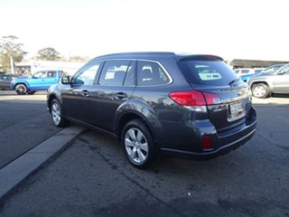 2012 Subaru Outback B5A MY12 3.6R AWD Premium Graphite Grey 5 Speed Sports Automatic Wagon