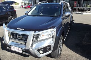 2017 Nissan Navara D23 S2 ST-X Blue 7 Speed Sports Automatic Utility.