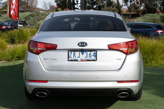 2012 Kia Optima TF MY12 SI Silver 6 Speed Sports Automatic Sedan