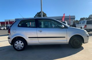 2006 Volkswagen Polo Club Silver Automatic Hatchback