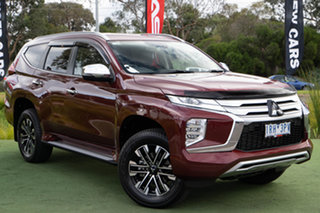 2020 Mitsubishi Pajero Sport QF MY20 GLS Terra Rossa 8 Speed Sports Automatic Wagon.