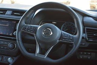 2019 Nissan Leaf ZE1 Red 1 Speed Reduction Gear Hatchback
