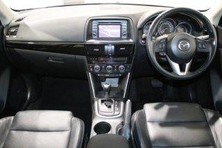 2012 Mazda CX-5 Grand Tourer (4x4) Red 6 Speed Automatic Wagon