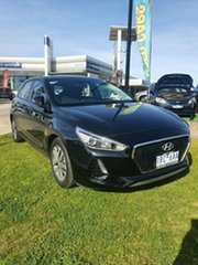 2019 Hyundai i30 PD2 MY19 Active Phantom Black 6 Speed Sports Automatic Hatchback.