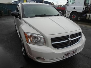 2007 Dodge Caliber PM R/T White 5 Speed Manual Hatchback