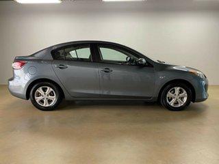 2011 Mazda 3 BL 11 Upgrade Neo Blue 5 Speed Automatic Sedan.