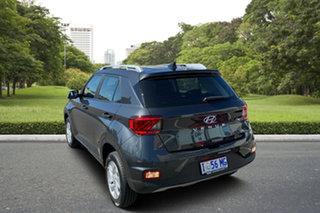 2019 Hyundai Venue QX MY20 Active Cosmic Grey 6 Speed Automatic Wagon