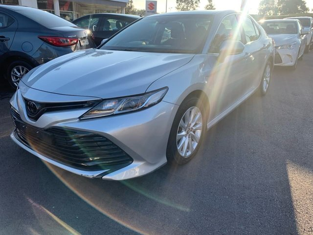 Used Toyota Camry ASV70R Ascent, 2018 Toyota Camry ASV70R Ascent Silver 6 Speed Sports Automatic Sedan