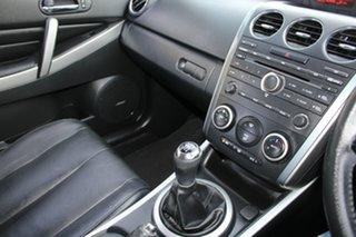2010 Mazda CX-7 ER MY10 Diesel Sports (4x4) Black 6 Speed Manual Wagon