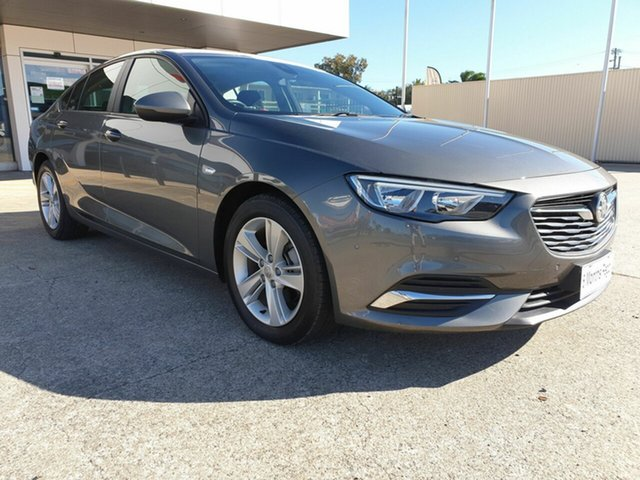Used Holden Commodore LT Bowen, 2018 Holden Commodore LT Grey Automatic Hatchback