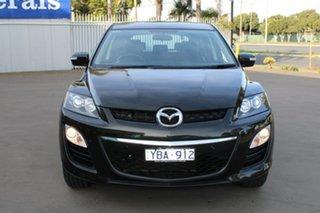 2010 Mazda CX-7 ER MY10 Diesel Sports (4x4) Black 6 Speed Manual Wagon.