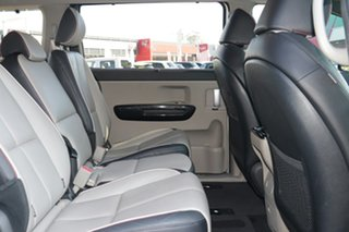 2018 Kia Carnival YP PE MY19 Platinum Clear White 8 Speed Automatic Wagon