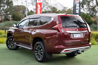2020 Mitsubishi Pajero Sport QF MY20 GLS Terra Rossa 8 Speed Sports Automatic Wagon
