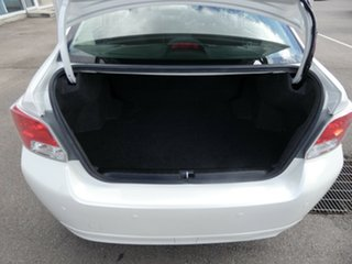 2012 Subaru Impreza G4 MY12 2.0i Lineartronic AWD White 6 Speed Constant Variable Sedan