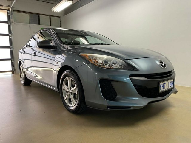 Used Mazda 3 BL 11 Upgrade Neo, 2011 Mazda 3 BL 11 Upgrade Neo Blue 5 Speed Automatic Sedan
