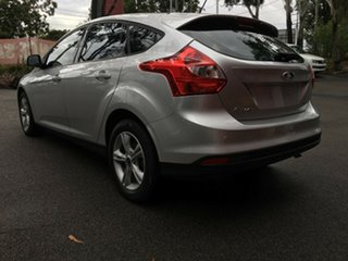 2013 Ford Focus LW MkII Trend PwrShift Metallic Silver 6 Speed Sports Automatic Dual Clutch