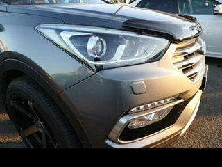 2016 Hyundai Santa Fe DM Series II (DM3) Highlander CRDi (4x4) Grey 6 Speed Automatic Wagon