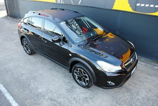 2013 Subaru Impreza G4 MY13 2.0i Lineartronic AWD Metallic Black 6 Speed Constant Variable Hatchback