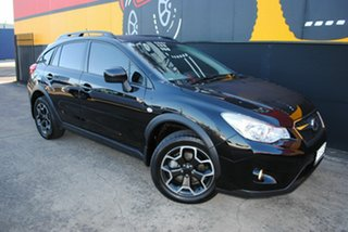 2013 Subaru Impreza G4 MY13 2.0i Lineartronic AWD Metallic Black 6 Speed Constant Variable Hatchback.