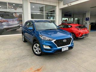 2018 Hyundai Tucson TL3 MY19 Go 2WD Blue 6 Speed Automatic Wagon.