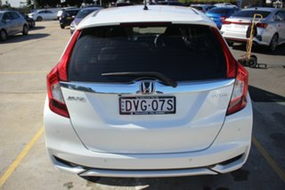 2017 Honda Jazz GF MY18 VTi-L White 1 Speed Constant Variable Hatchback