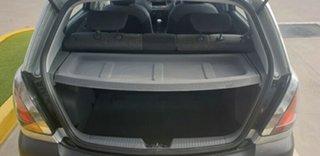 2007 Kia Rio JB MY07 LX Grey 4 Speed Automatic Hatchback