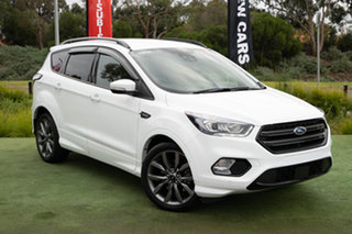2019 Ford Escape ZG 2019.75MY ST-Line AWD White 6 Speed Sports Automatic Wagon.