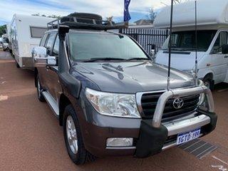 2012 Trailstar Sandgroper Caravan