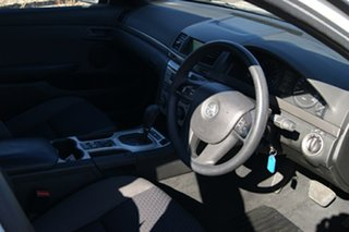2010 Holden Commodore VE MY10 Omega White 6 Speed Automatic Sedan