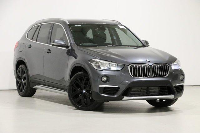 Used BMW X1 F48 MY18 xDrive 25I, 2018 BMW X1 F48 MY18 xDrive 25I Grey 8 Speed Automatic Wagon