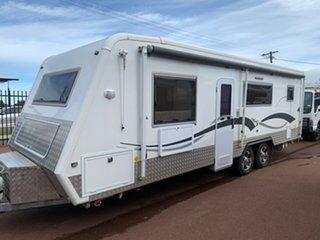 2012 Trailstar Sandgroper Caravan.