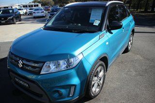 2018 Suzuki Vitara LY RT-S 2WD Blue 6 Speed Sports Automatic Wagon
