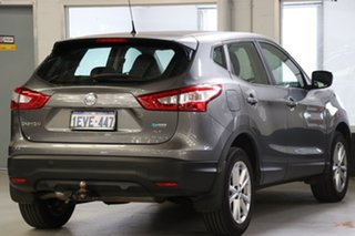 2015 Nissan Qashqai J11 ST Grey Continuous Variable Wagon