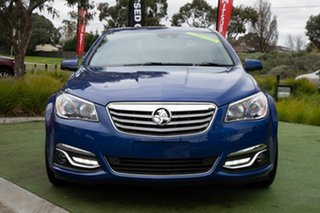 2017 Holden Calais VF II MY17 V Blue 6 Speed Sports Automatic Sedan