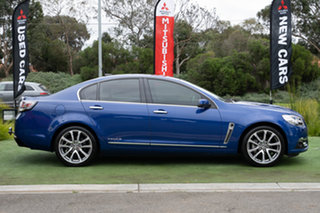 2017 Holden Calais VF II MY17 V Blue 6 Speed Sports Automatic Sedan.