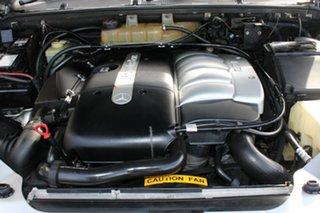 2001 Mercedes-Benz ML270 CDI Luxury (4x4) Silver 5 Speed Auto Tipshift Wagon
