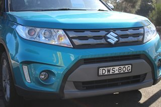 2018 Suzuki Vitara LY RT-S 2WD Blue 6 Speed Sports Automatic Wagon.