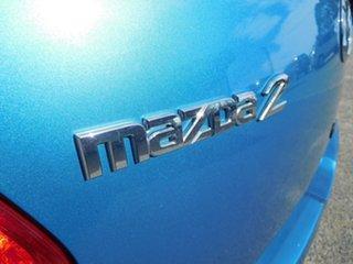 2012 Mazda 2 DE10Y2 MY12 Neo Blue 5 Speed Manual Hatchback