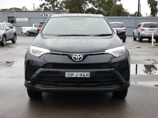 2017 Toyota RAV4 ZSA42R GX 2WD Ink 7 Speed Constant Variable Wagon.